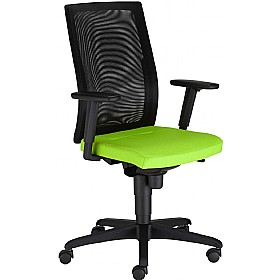 SIT.NET Executive Mesh Back Operator Chair £264 - Office Chairs