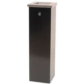 Flat Top Floor Standing Cigarette Bin £192 - Premises Management