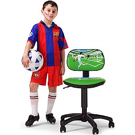 Cartoon Line Childrens Football Operator Chair £0 - Education Furniture