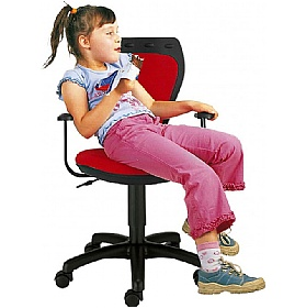 Ministyle Childrens Operator Chair £52 - Education Furniture