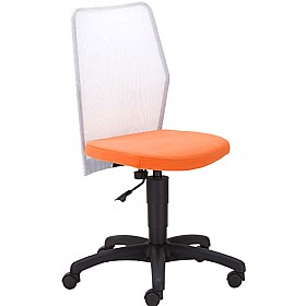 Piccolo Mesh Back Childrens Operator Chair £0 - Education Furniture