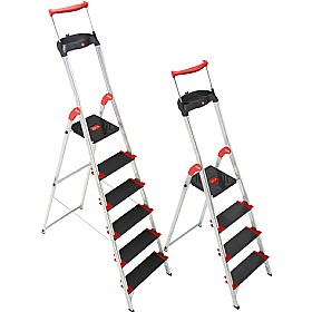 Hailo XXR 225 Champions Line Aluminium Safety Ladder £96 - Premises Management