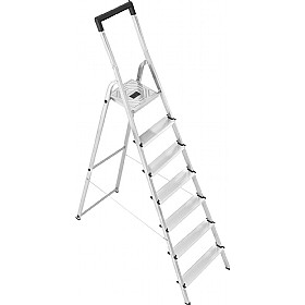 Hailo L40 Aluminium Safety Ladders £47 - Premises Management