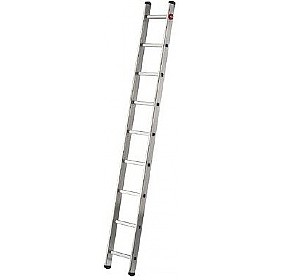 Hailo ProfiStep Duo Aluminium Extension Ladder £123 - Premises Management