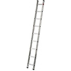 Hailo ProfiStep Uno Aluminium Ladder £58 - Premises Management