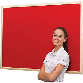 Ultralon ECO Friendly Decorative Wood Framed Noticeboards £29 - Display/Presentation