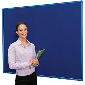 Ultralon FlameShield ECO Friendly Colour Co-ordinated Aluminium Frame Noticeboards £55 - Display/Presentation