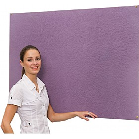 FlameShield ColourTex Unframed Noticeboards £35 - Display/Presentation