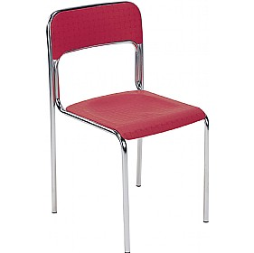 Cortina Stacking Chair (Pack of 6) £34 - Office Chairs
