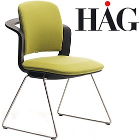 HAG Sideways Stacking Chair 9740 £393 - Office Chairs