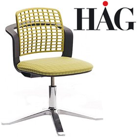 HAG Sideways Swivel Chair 9732 £423 - Office Chairs