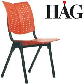HAG Conventio Wing Chair 9811 £130 - Office Chairs