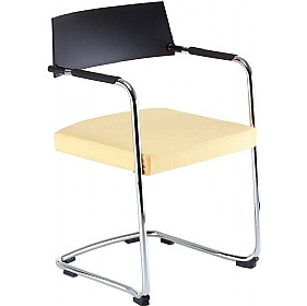 Wait Cantilever Visitor Chairs £123 - Office Chairs