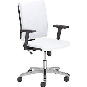 Madame Black Executive Operator Chair £216 - Office Chairs