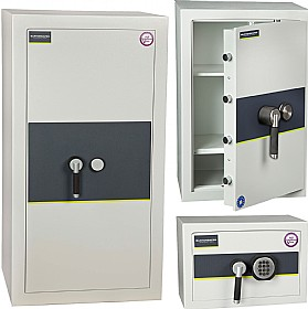 Burton Eurovault Aver Grade 0 Safes £0 - Burglary / Fire Safes