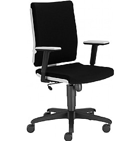 Madame White Executive Operator Chair £222 - Office Chairs