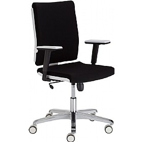 Madame White Plus Executive Operator Chair £254 - Office Chairs
