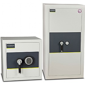 Burton Eurovault Aver Grade 1 Safes £0 - Burglary / Fire Safes