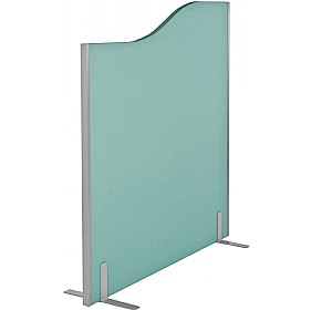 Aeon Freestanding Wave Partition Screens £138 - Office Screens