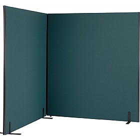 Layton Freestanding Partition Screens £106 - Office Screens