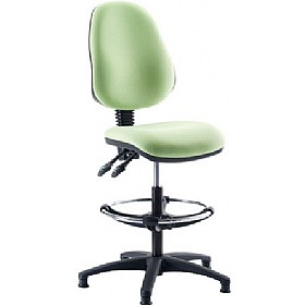 Kirby High Back Draughtsman Chair £106 - Office Chairs