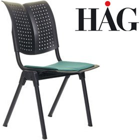 HAG Conventio Wing Chair 9821 £178 - Office Chairs