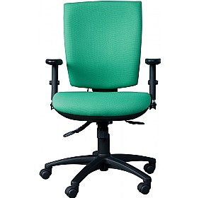 24 Hour Mid Back Posture Chair £240 - Office Chairs