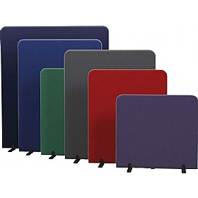Busyscreen® Rounded Corner Divider Screens £134 - Display/Presentation