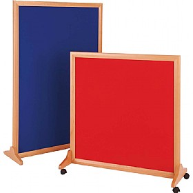 Real Wood Junior Divider Screens £253 - Display/Presentation