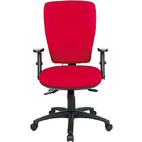 24 Hour Deluxe S Posture Chair £285 - Office Chairs