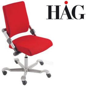 HAG H03 350 Chair £489 - Office Chairs