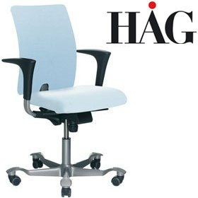 HAG H04 4400 Midi Chair £629 - Office Chairs
