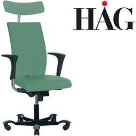 HAG H04 4600 Tall Chair £620 - Office Chairs
