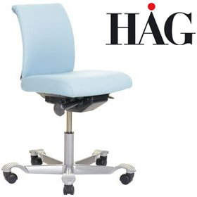 HAG H05 5100 Compact Chair £420 - Office Chairs