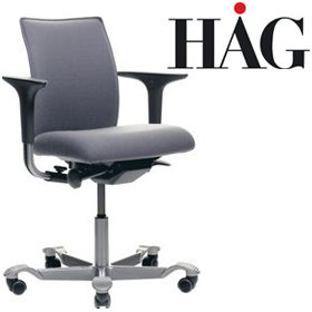 HAG H05 5200 Compact Chair With Arms £606 - Office Chairs