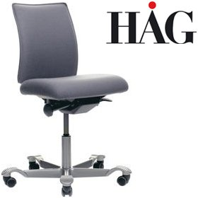 HAG H05 5200 Compact Chair £456 - Office Chairs