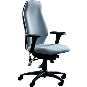 24 Hour Quattro Posture Chair £338 - Office Chairs