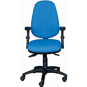 24 Hour Posture Radial Back Chair £231 - Office Chairs