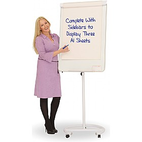 Round Base Easel and Writing Boards £87 - Display/Presentation
