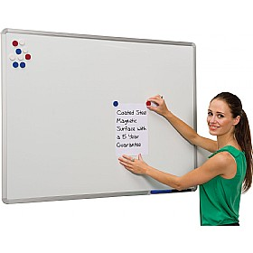 Ultralon Coated Steel Magnetic Whiteboards £22 - Display/Presentation