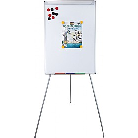 Telescopic Magnetic Easel and Writing Board £87 - Display/Presentation