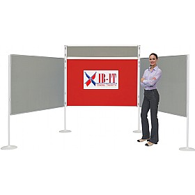 Xib-it Large Pole and Panel Exhibition Kits £149 - Display/Presentation