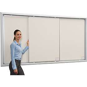 Ultralon Sliding Whiteboard System £291 - Display/Presentation