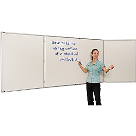 Ultralon Space Saving Whiteboards £77 - Display/Presentation