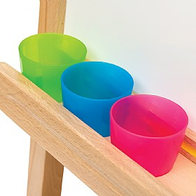 Little Acorns Play 'N' Learn Paint Pots £0 - Display/Presentation