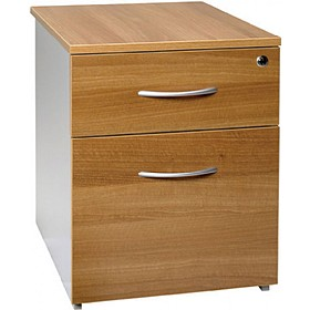 NEXT DAY Accord Low Mobile Pedestals £142 - Next Day Office Furniture