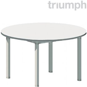 Triumph Metrix Circular Meeting Tables £243 - Meeting Room Furniture