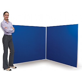 Freestanding Pin-Up Partition Screens £132 - Display/Presentation
