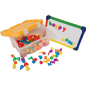 Magnetic Letters Pack £17 - Display/Presentation