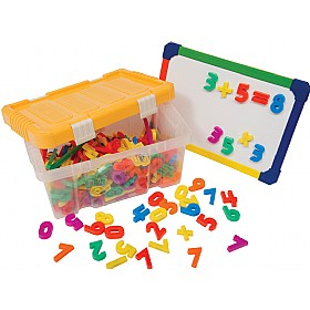 Magnetic Numbers Pack £17 - Display/Presentation